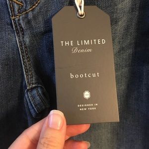 The Limited NWT Bootcut 00P jeans